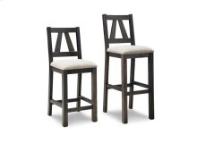 "Algoma 30"" Bar Chair With Wood Seat"