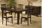 "42"" SQ Counter Ht Dining Table Product Image"