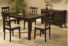 "42"" SQ Counter Ht Dining Table"