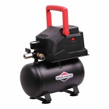 1 Gallon Air Compressor - Lightweight and portable