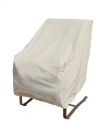 High Back Chair Furniture Cover