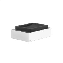 SPECIAL ORDER Wall-mounted soap dish - black Neolyte