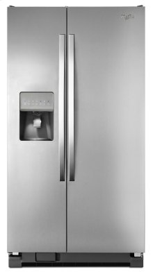 36-inch Wide Large Side-by-Side Refrigerator with Greater Capacity and Temperature Control - 25 cu. ft.