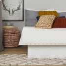 Basic 8'' Mattress - White Product Image