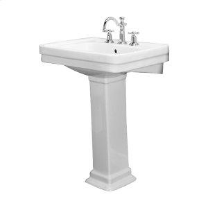 Sussex 660 Pedestal Lavatory - Bisque Product Image