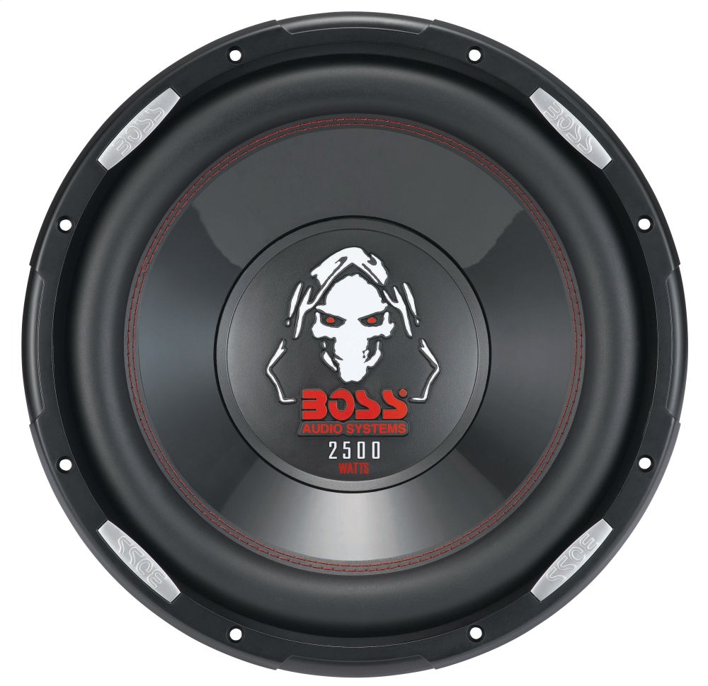 Phantom - 15 inch DUAL Voice Coil (4 Ohm) 2500-watt Subwoofer