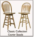 Arrowback Counter Stool Product Image