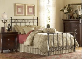 Argyle Bed -  Available in Full Size, Queen Size, and King Size.  Also Can get Headboard Only