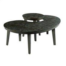 Hidden Treasures Kidney Nesting Tables