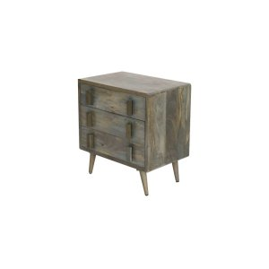 CRESTVIEW COLLECTIONSEmma 3 Drawer Mango Chest