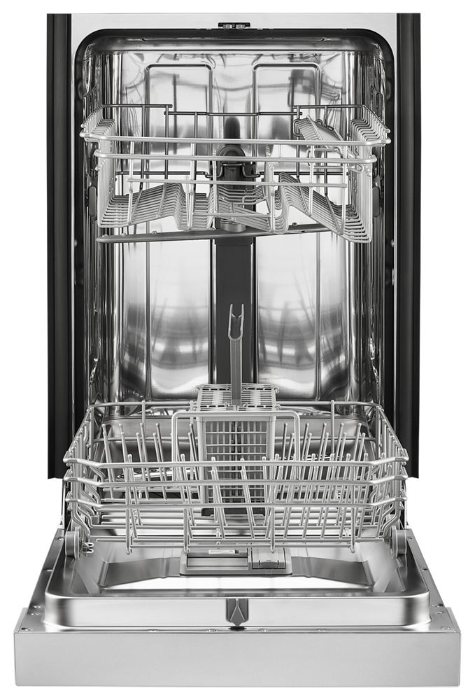 Wdf518sahm Whirlpool Small Space Compact Dishwasher With