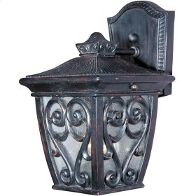 Newbury VX 1-Light Outdoor Wall Lantern