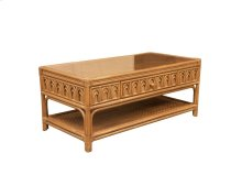 Coffee Table, Available in Tropic Natural Finish Only