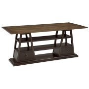 American Chapter Live Edge Flip Top Console Product Image