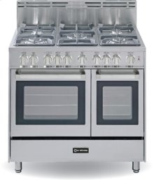 "36"" Double Oven Gas Range"
