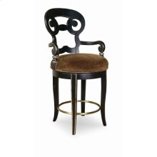 Vienna Swivel Counter Stool