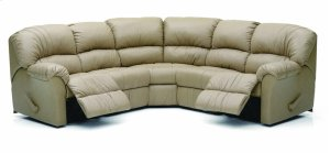 Callahan Reclining Sectional