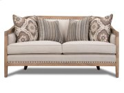 Taupe Settee Product Image