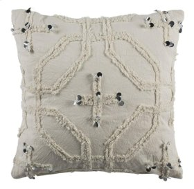 DAPHNE PILLOW - White