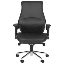 Irving Desk Chair - Black