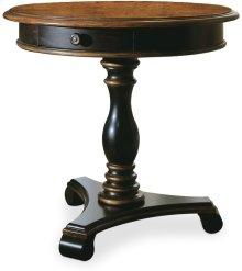 Preston Ridge Pedestal Accent Table