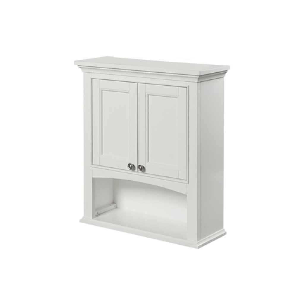 "Framingham 24"" Bath Valet - Polar White"
