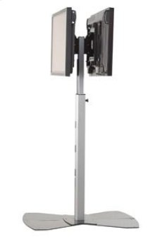 "Flat Panel Dual Display Floor Stand (42-71"" Displays)"