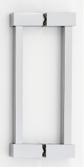 Contemporary II Back-to-Back Pull G718-6 - Polished Chrome