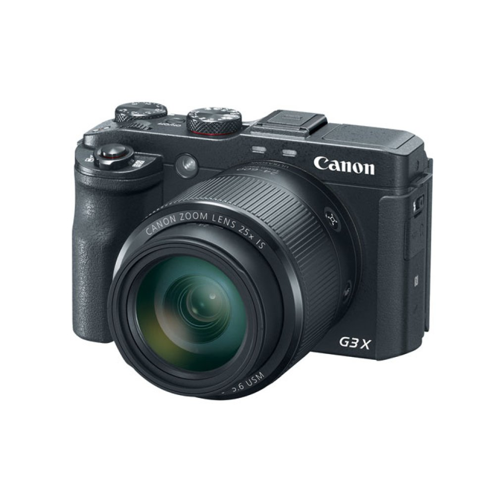Canon PowerShot G3 X Large sensor, superzoom compact camera