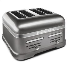 KitchenAid® Pro Line® Series 4-Slice Automatic Toaster - Medallion Silver