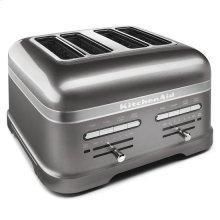 KitchenAid® Pro Line® Series 4-Slice Automatic Toaster - Medallion Silver