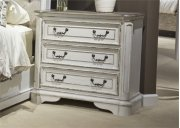 3 Drawer Bedside Chest Product Image