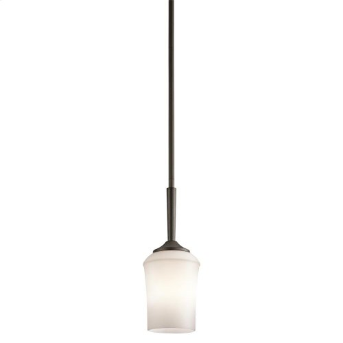 Aubrey Collection Aubrey 1 Light Mini Pendant OZ