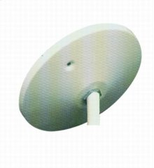 Pendant assembly Top Plate for slope ceiling