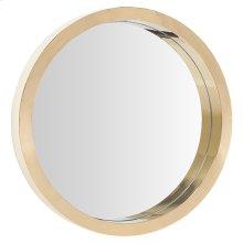 Julia Wall Mirror  Gold