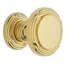 Lifetime Polished Brass 5013 Estate Knob