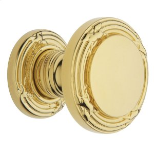Lifetime Polished Brass 5013 Estate Knob Product Image