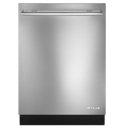 Jenn-Air® TriFecta™ Dishwasher with 40 dBA, Euro-Style Stainless