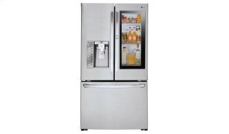 """36"""" Counter Depth French Door Refrigerator With Instaview Door-in-door®, 24 CU.FT."""