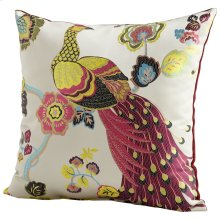 Peacock Pillow