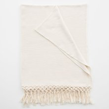 Aschlyn Throw - Natural