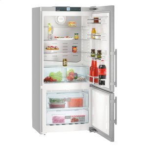 "Liebherr  30"" Fridge-freezer with NoFrost"