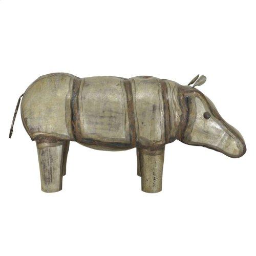 Iron Hippopotamus