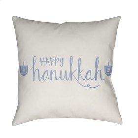 """Happy Hannukah HDY-029 18"""" x 18"""""""