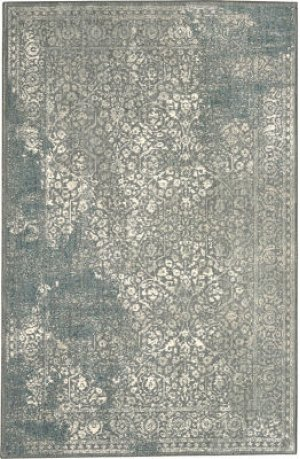 Ayr Willow Grey Rectangle 6ft 6in X 9ft 6in