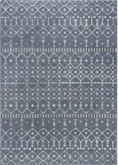 Madison - MDN3341 Dark Gray Rug