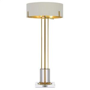 Winsland Brass Table Lamp