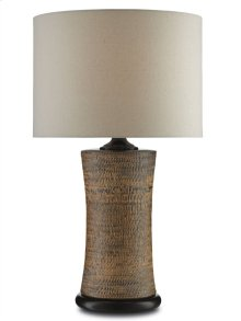 Malabar Table Lamp - 26.75h