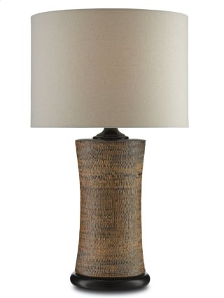 Malabar Table Lamp - 27h