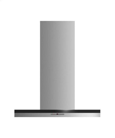 "Wall Chimney Vent Hood, 30"", Box Product Image"